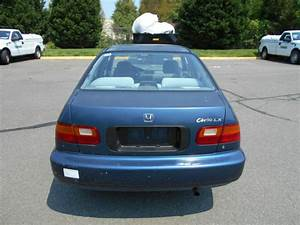 1994 Honda Civic Lx Sedan 4