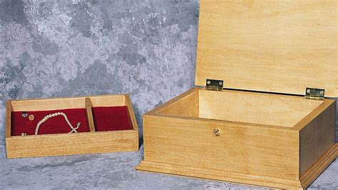 wooden jewelry box plans wwgoa