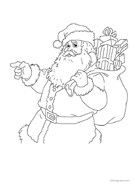 coloriages noel maternelle petite section moyenne