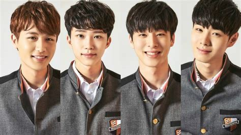 d o chambre b fnc reveals 4 trainees in neoz band for competition