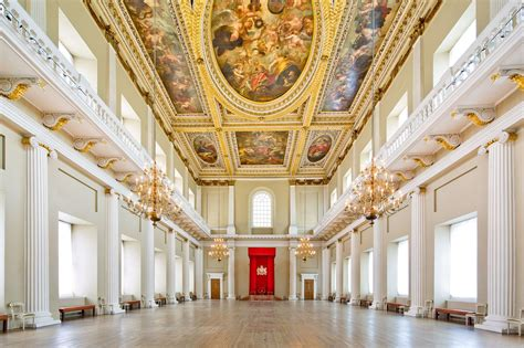whitehall palace interior banqueting house luxury