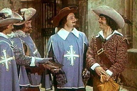 Trīs musketieri - Spoki