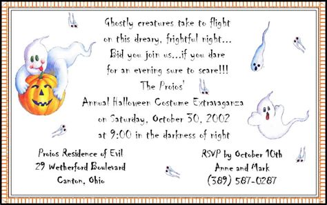 tshirt wording template invitation letter for halloween party festival collections