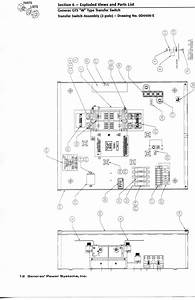 Generac 200 Amp Transfer Switch Wiring Diagram