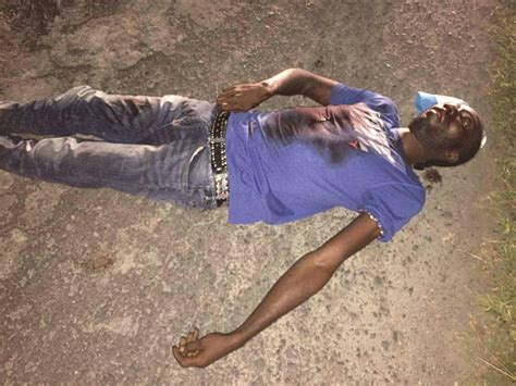 Carib Newsdesk Dem Waves by Robber Dead By Businessman Demerara Waves
