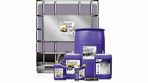 Commercial And Fleet Vehicle Lubricant Line
