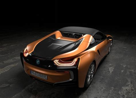 Bmw I8 Roadster Modification by Bmw I8 Roadster