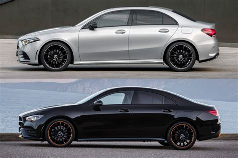 Why Merc's Cla And A-class Saloon Don't