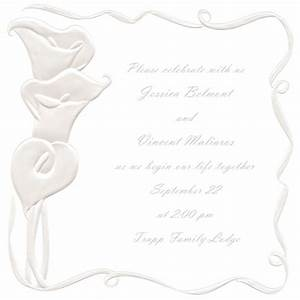 blank wedding invitation templates download With blank wedding invitations for printing