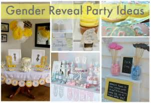 Gender Reveal Party Theme Ideas