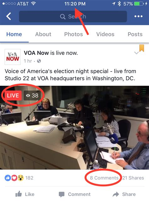 Voa Live by 11 20 Pm Voa Now 38 Live Views 7 300 Bbg