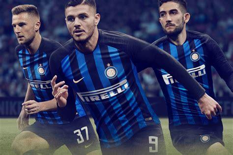 2018 19 Inter Milan Jersey