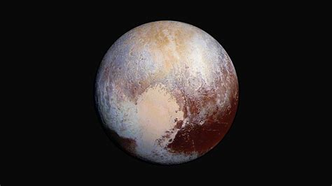 Pluto resimleri