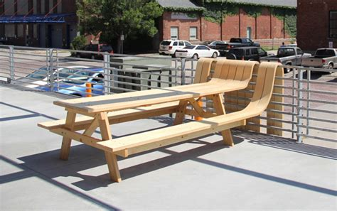 diy outdoor picnic table bench plans wooden  workbench