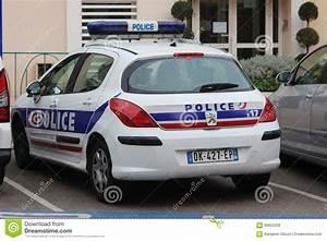 Voiture Police France : voiture de police fran aise peugeot 308 photo stock ditorial image 68852208 ~ Maxctalentgroup.com Avis de Voitures