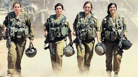 talk  female israeli soldiers ign boards