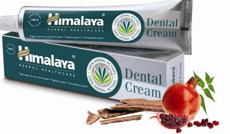 himalaya dental cream