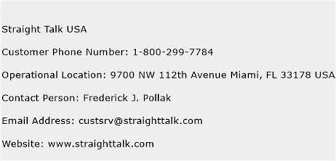 straighttalk phone number talk usa customer service phone number toll