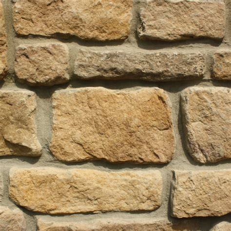 stone facings get a stunning natural stone wall look