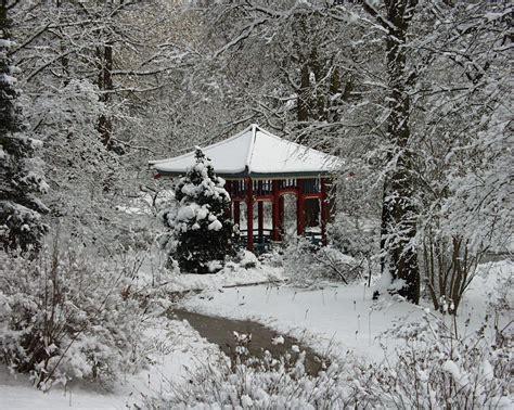 Botanischer Garten Köln Winter by Pressefotos Bgbm