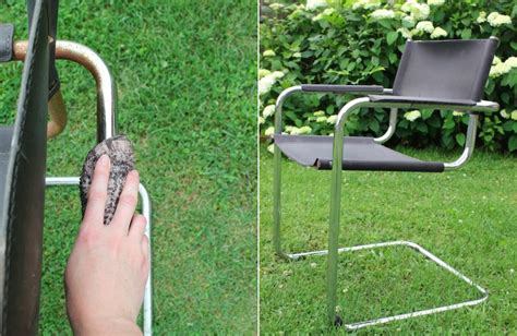 how to get rust of lawn chairs patio furniture rust