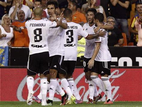 El Valencia ha eliminado tres veces al Rayo Vallecano de ...