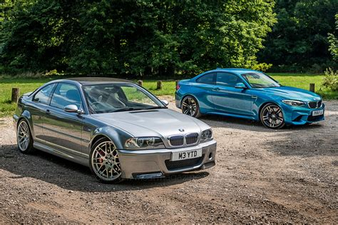 New Bmw M2 Vs Used E46 M3 Csl