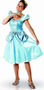 Deguisement Princesse Disney Adulte : d guisement cendrillon princesse disney adulte ~ Mglfilm.com Idées de Décoration