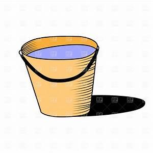 Bucket Royalty Free Vector Clip Art Image #1558 – RFclipart