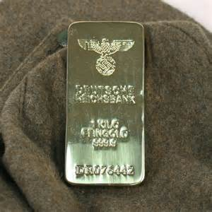 German Reichsbank Gold Bar