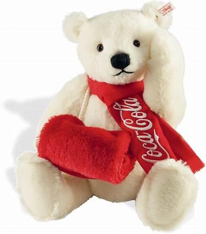 Bear Polar Teddy Bears Cola Coca Steiff