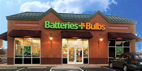 batteries plus bulbs franchise opportunity