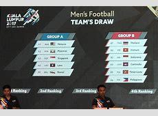 SEA Games 2017 Timnas Indonesia Satu Grup dengan Vietnam