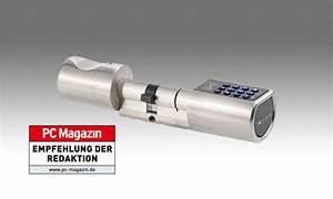 Sicherheits Schließzylinder Test : visortech elektronischer t r schlie zylinder pc magazin ~ Eleganceandgraceweddings.com Haus und Dekorationen