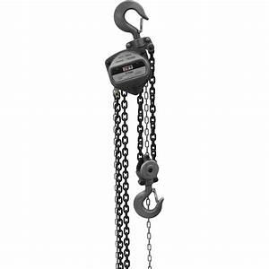 Jet S90 Series Manual Chain Hoist  U2014 3