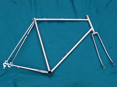 Peugeot Frame by Peugeot Frame Restoration Part One Dead Rats Cycles