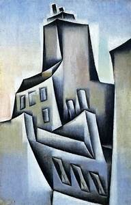 My underworld: Juan Gris: cubismo