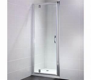 april identiti2 760mm pivot shower door ap9470s With porte douche 60 cm verre