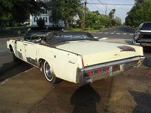 Find Used 1966 Lincoln Continental Convertible  4 Door