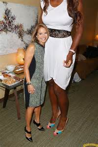 Tall Arm Chair by Katie Couric And Serena Williams By Lowerrider On Deviantart