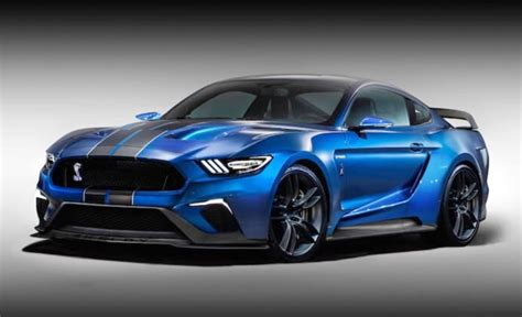 2019 Ford Mustang Gt500 View Design, Powertrain, Price