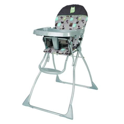 cosco flat fold high chair cosco flat fold portable highchair hoot walmart toronto