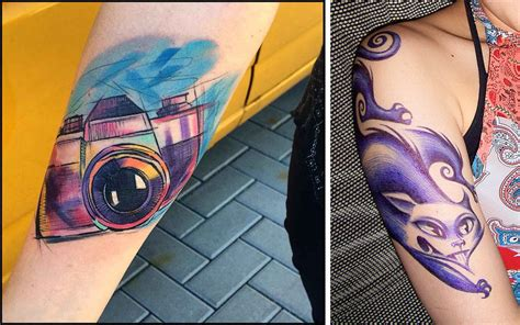 Getting Inked Top 12 Cool Tattoo Styles