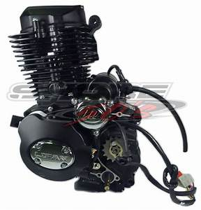 Lifan 150cc Vertical Engine With Accessories And Reverse