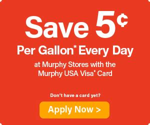 Maybe you would like to learn more about one of these? Murphy USA Visa Personal Credit Card, First Bankcard, a ...