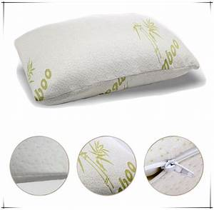 bamboo pillowcoolmax memory foam pillow with bamboo cover With bamboo pillow warranty