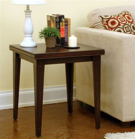 sofa end table charlton home horace end table reviews wayfair thesofa - Sofa End Tables