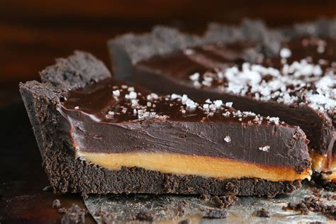 dark side  dark chocolate desserts    relish