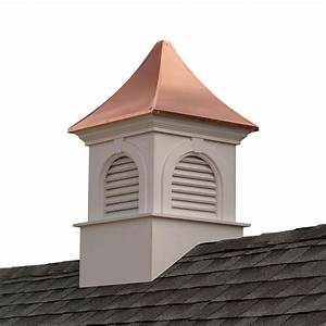 good directions smithsonian newington vinyl cupola with With copper cupola tops