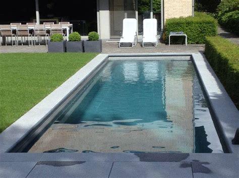 piscine couloir de nage coque bassin de nage